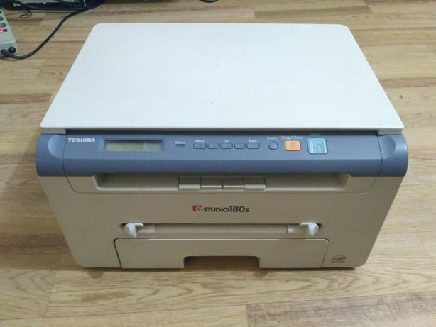 Лазерное МФУ Toshiba e-Studio180S