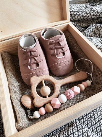 Baby box dla dziewczynki baby shower chrzciny narodziny