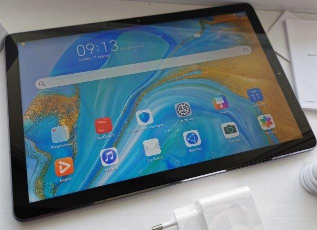 "Планшет Samsung Tab 10"" 4/16ГБ новый Самсунг"