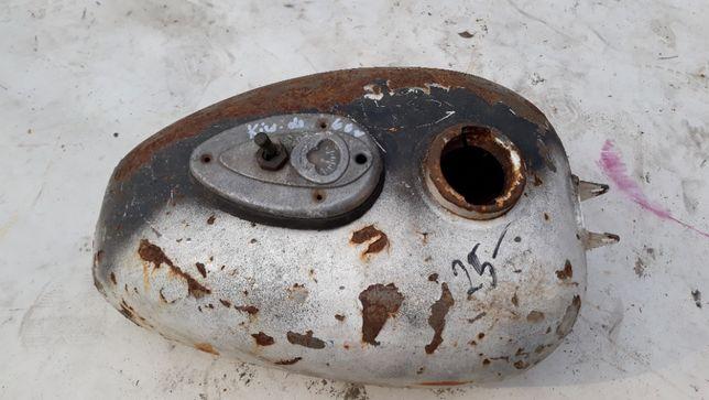 Jawa Kivacka zbiornik paliwa z amperomierzem