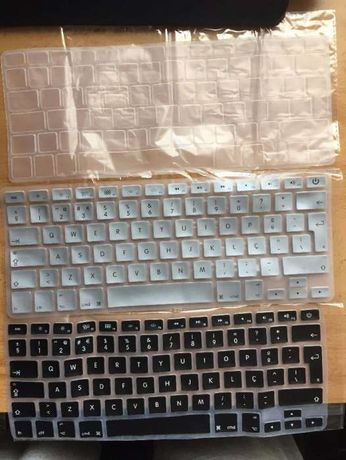 Protetor teclado apple Macbook Air Pro Retina 13 15