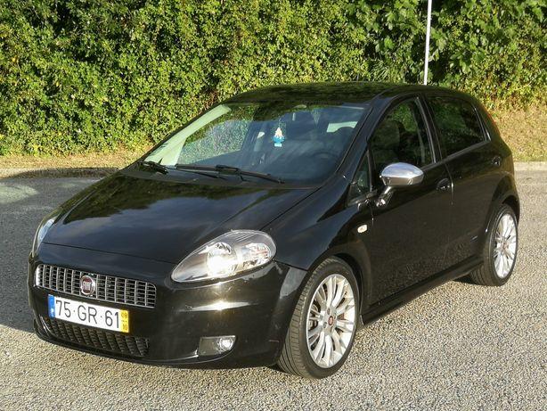 Fiat Grande Punto  Sport 1.3 90cv - 2008 Inspeção e IUC pagos