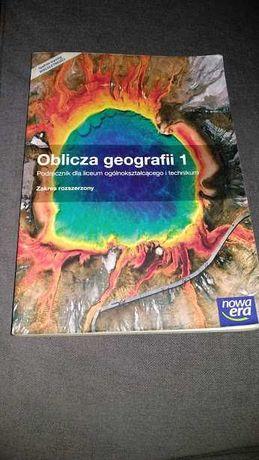 Podręcznik Oblicza geografii 1 - zakres rozszerzony.