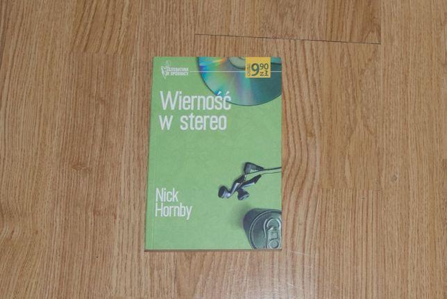 Wierność w stereo Nick Hornby