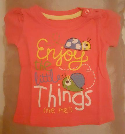 Conjunto 3 t-shirt bebé menina