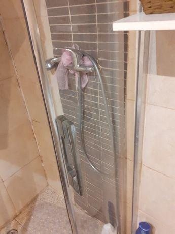 Vendo resguardo de duche redondo