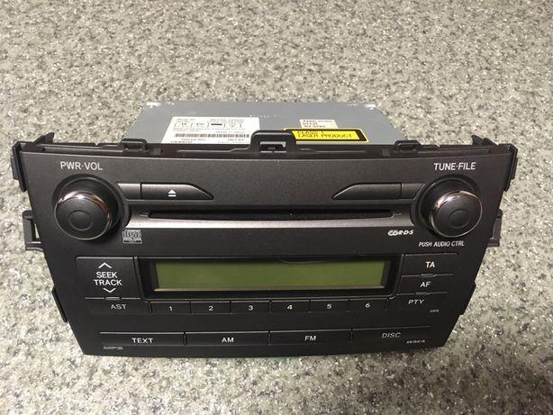 Автомагнитола Toyota Corolla E15 86120-12B00