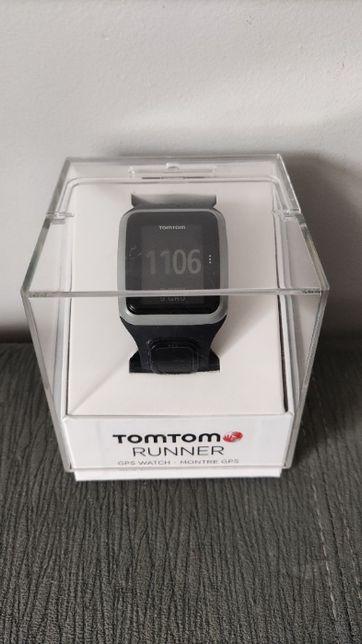 Zegarek TomTom Runner GPS prawie nowy