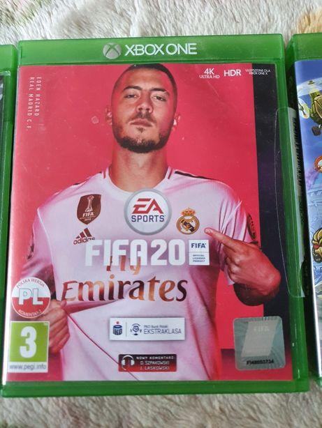 Gra na Xbox One Fifa 20
