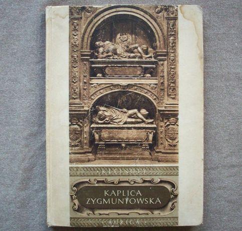Kaplica Zygmuntowska, A. Bochniak, Auriga 1960.