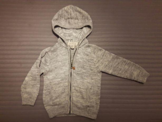 Super sweterek, sweter dla chłopca roz. 98/104 f.H&M