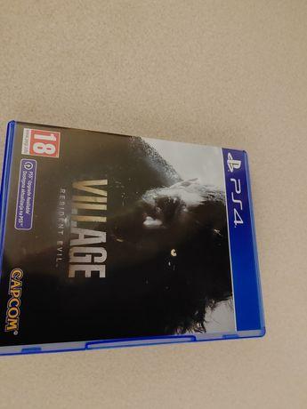 Resident Evil Village PS4 PS5 Okazja Paczkomat