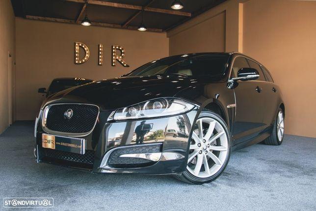 Jaguar XF 2.2 D Premium