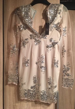 sukienka vestito xs