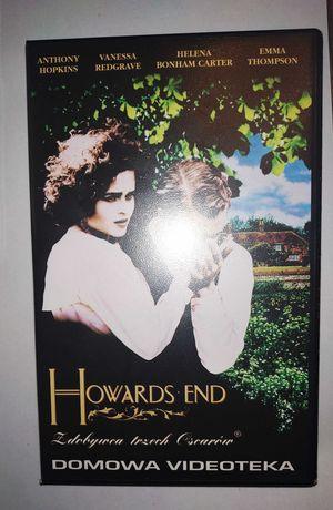 Howards end film kaseta vhs wideo