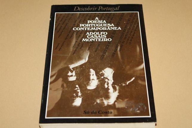 A Poesia Portuguesa Contemporânea de Adolfo Casais Monteiro
