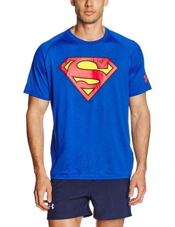 Футболка UNDER ARMOUR Alter Ego Core Superman (XL)