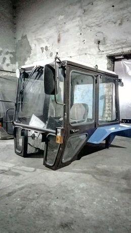 Продам сертифицированную большую кабину УК на трактор МТЗ