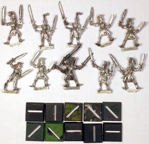 Warhammer AOS WFB - Wood Elves - War dancers