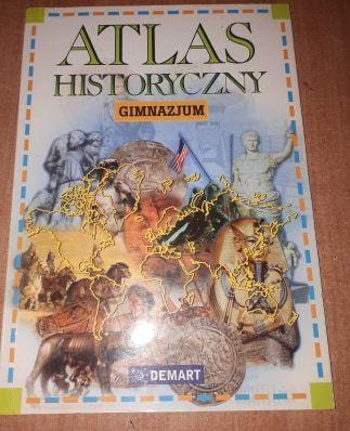 Atlas historyczny gimnazjum DEMART