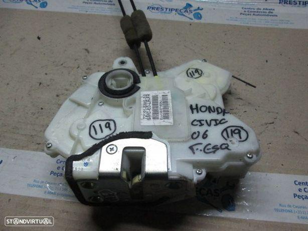 Fecho 72151SMGE0 HONDA / CIVIC / 2006 / FE / 5P / ELETRICO /