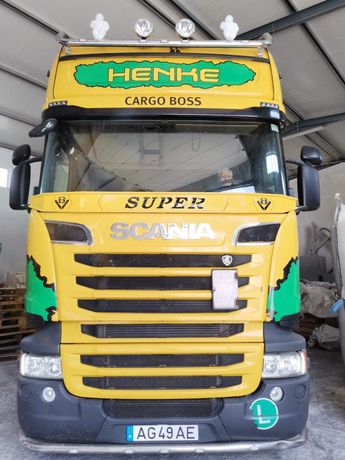 Scania R 450 + Reboque