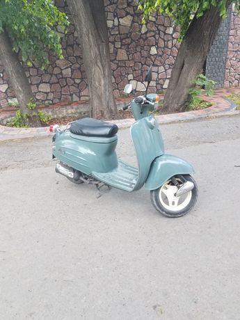 suzuki verde скутер мопед