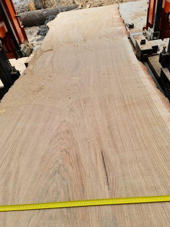 Dąb,blat drewniany, monolit,lite drewno,live edge wood,deski,meble,