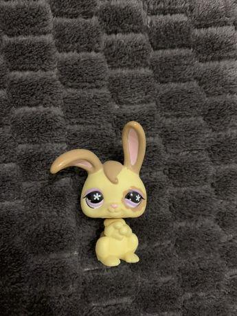Редкий пет шоп pet shop кролик LPS