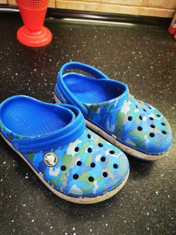 Продам кроксы Crocs на мальчика, размер 10