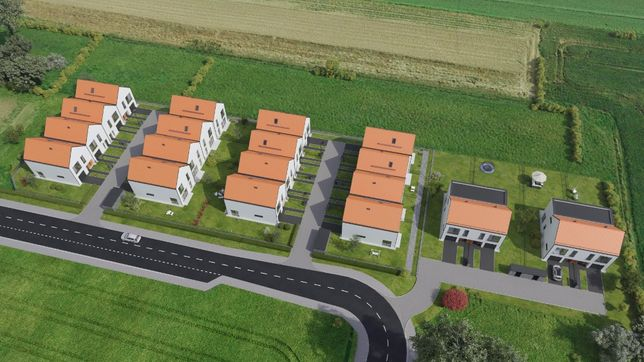 Zielone osiedle w Świdnicy
