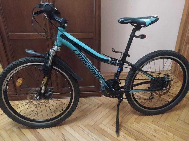 "Велосипед Crossride 24"""