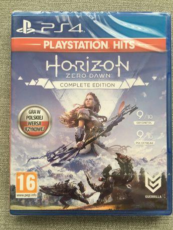Horizon zero dawn Nowa folia PS4 PS5 Playstation 4