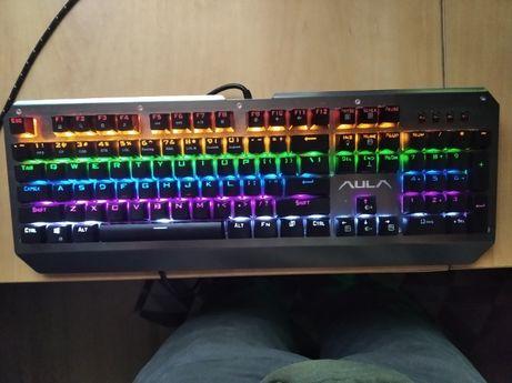 Klawiatura mechaniczna dla graczy Aula Assault Mechanical Keyboard