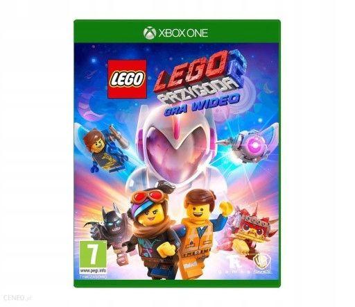 Lego Przygoda 2 Polski Dubbing Xbox One Nowa !