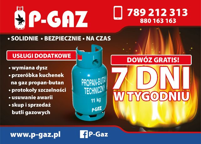 Butla gazowa, Propan butan, Propan, Gaz, Butle gazowe, Butla 11kg