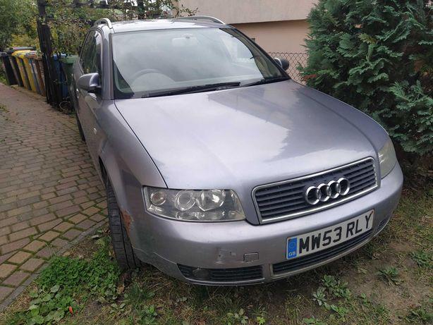 Audi a4 anglik sprzedam