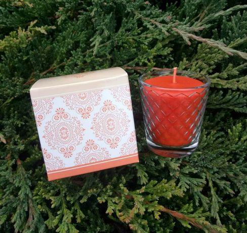 Ароматические свечи из натурального пчелиного воска под заказ Подарок