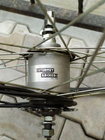 Продам колесо 28 дюймов на планетарной втулке Sturmey Archer 3 Speed