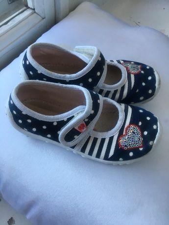 Обувь тапочки чешки в садик, взуття і садок, 24,25,26 размер