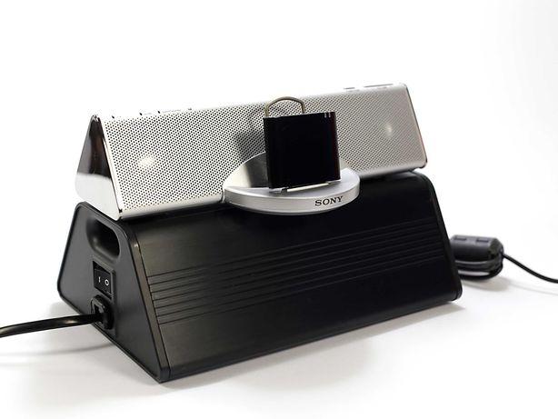 Sony CPF-iP001 Cradle Audio Głośnik 2.1 Bluetooth iPhone iPod  Line in