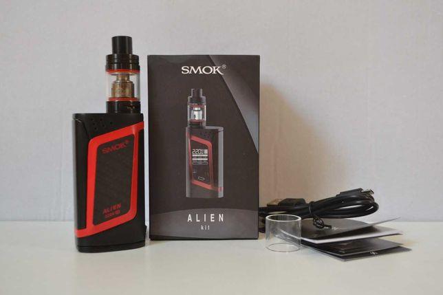 SMOK Alien 220Ватт - большой дисплей, электро сигарета / тремоконтроль