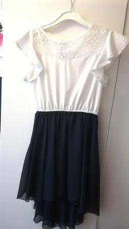 Sukienka dziewczęca 158