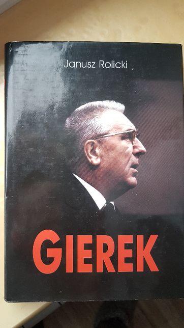 Edward Gierek życie i narodziny legendy