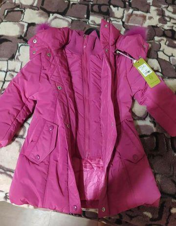 Куртки-пальтишка парки новие для двойни можна по одной