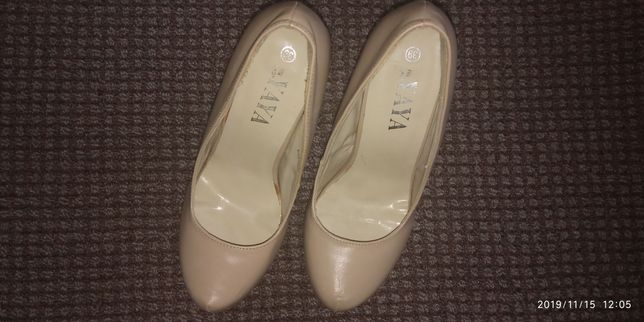 Туфли бу но в отличном состоянии