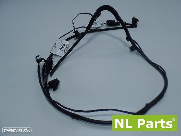 Esguicho limpa vidros (kit) Ford Focus 4m5t-14297-bad