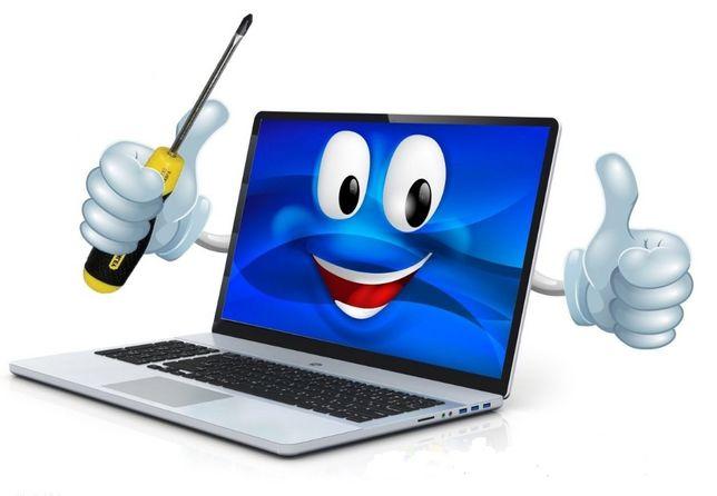 Ремонт Чистка Продаж Ноутбуків та Комп'ютерів