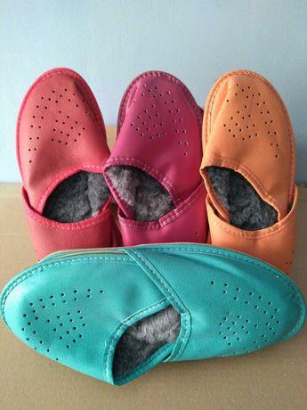 Pantofle, klapki damskie rozm 36,37