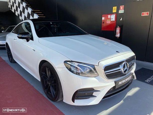 Mercedes-Benz E 53 AMG 4-Matic+